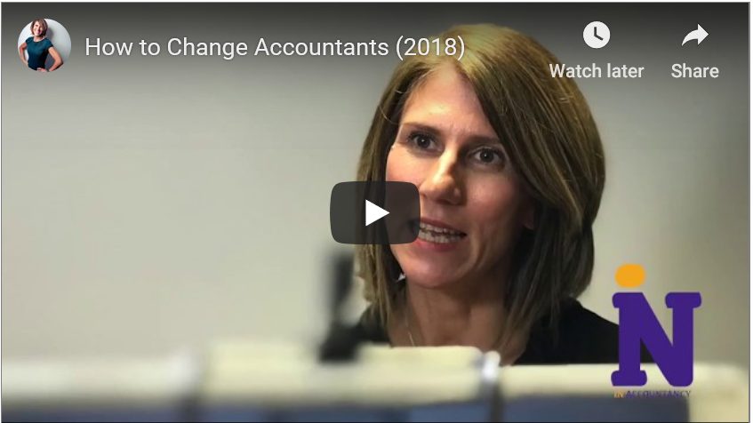 How to Change Accountants… it's easier than you think