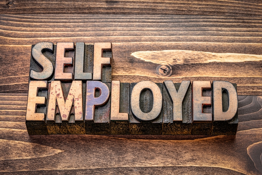 Increased support made available for the self-employed