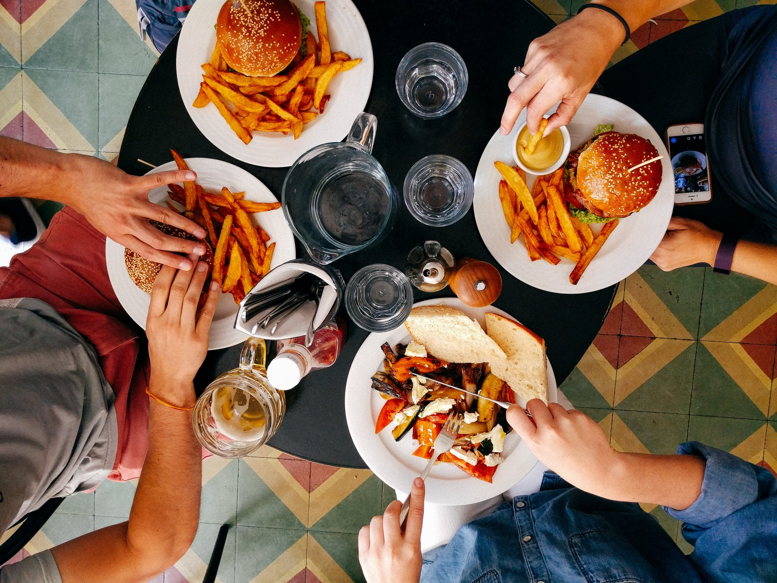 Eat Out to Help Out – over 64 million meals